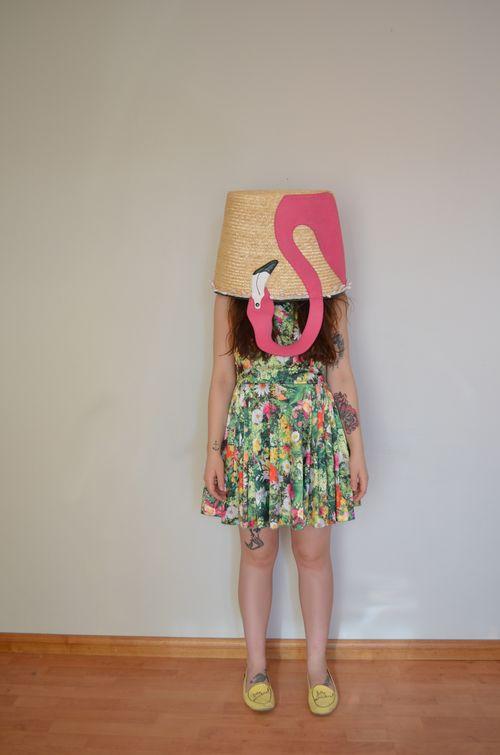 Flamingohead